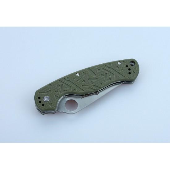 Нож складной Ganzo G7301 зеленый