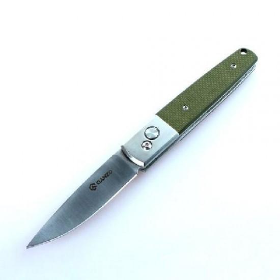 Нож складной Ganzo G7211 зеленый