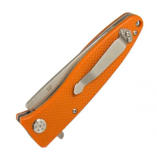 Нож складной Ganzo G728 оранжевый