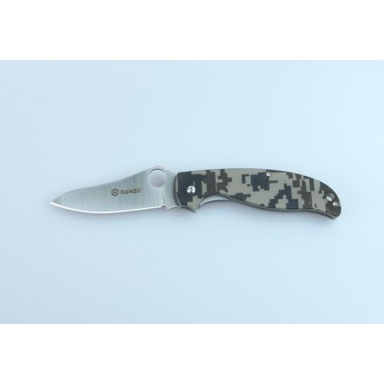 Нож складной Ganzo G734 зеленый