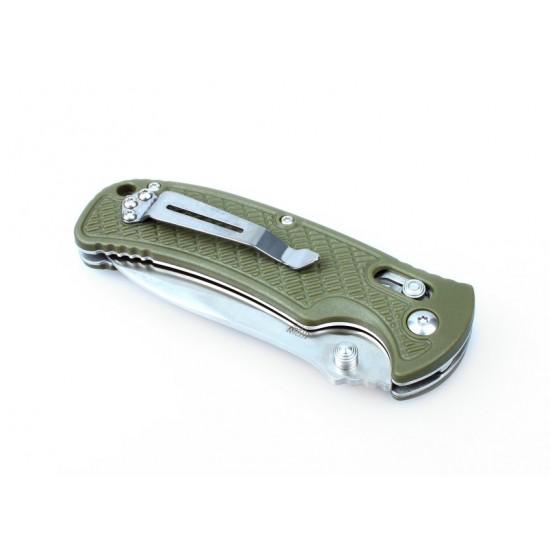 Нож складной Ganzo G726M зеленый