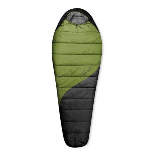 Спальный мешок Trimm Trekking BALANCE, зеленый, 185 L