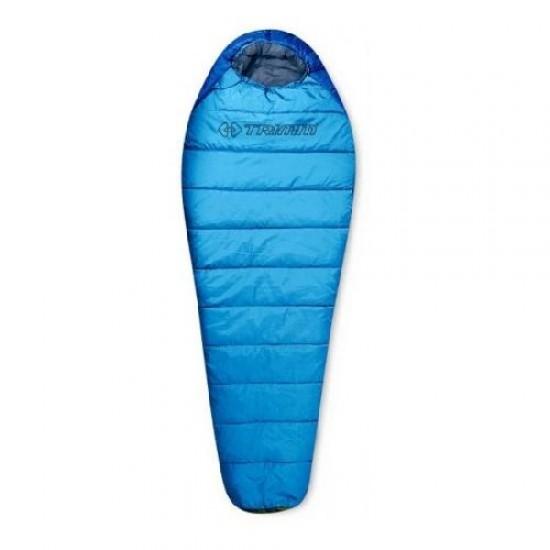 Спальный мешок Trimm Trekking WALKER, синий, 185 R