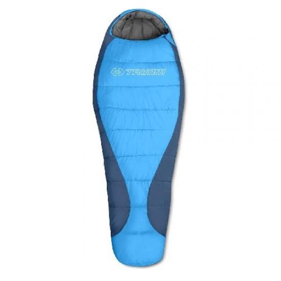 Спальный мешок Trimm Trekking GANT, синий, 195 R