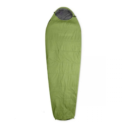Спальный мешок Trimm Lite SUMMER, зеленый, 195 L