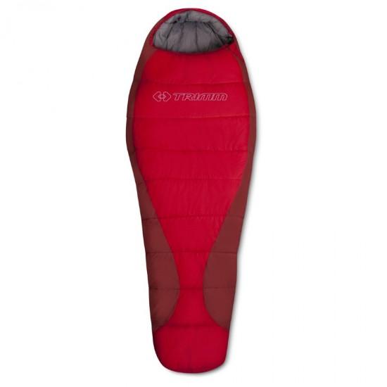 Спальный мешок Trimm Trekking GANT, красный, 195 R