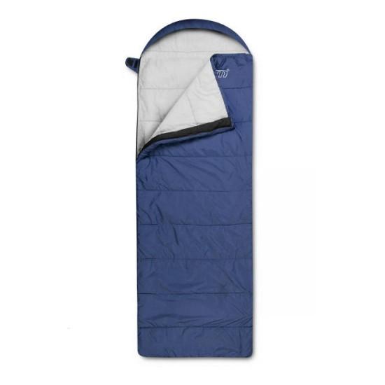 Спальный мешок Trimm Comfort VIPER, синий, 185 R