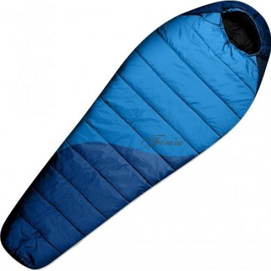 Спальный мешок Trimm Trekking BALANCE JUNIOR, синий, 150 R, 49266