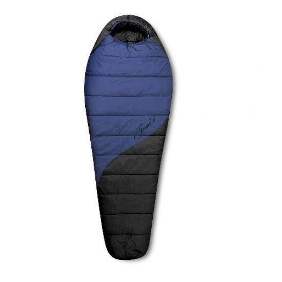 Спальный мешок Trimm BALANCE, синий, 195 L, 49265