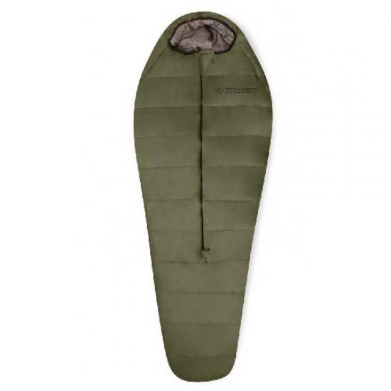 Спальный мешок Trimm BATTLE, хаки ,195 R