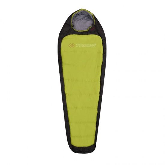 Спальный мешок Trimm Lite IMPACT, зеленый, 185 R