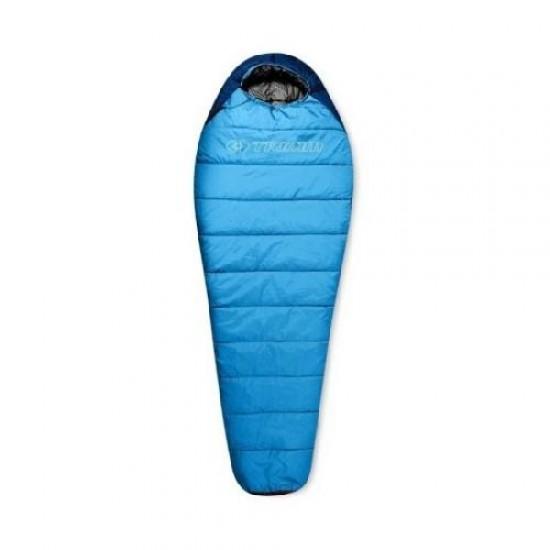 Спальный мешок Trimm Trekking WALKER JUNIOR, синий, 150 R