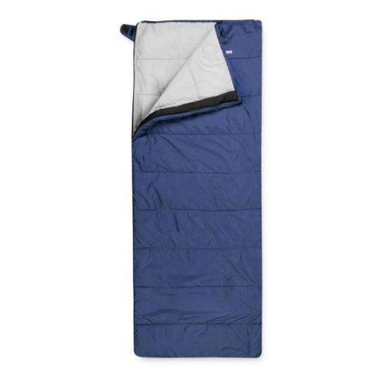 Спальный мешок Trimm Comfort TRAVEL, синий, 195 R
