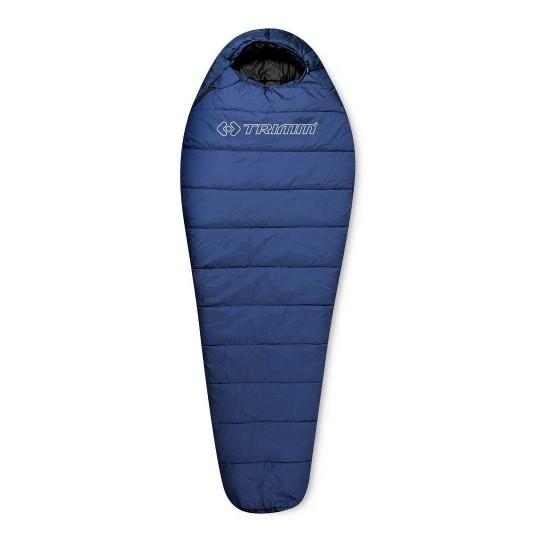 Спальный мешок Trimm Trekking TRAPER, зеленый, 185 L