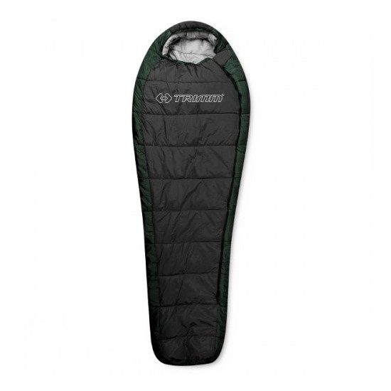Спальный мешок Trimm Trekking ARKTIS, зеленый, 195 R
