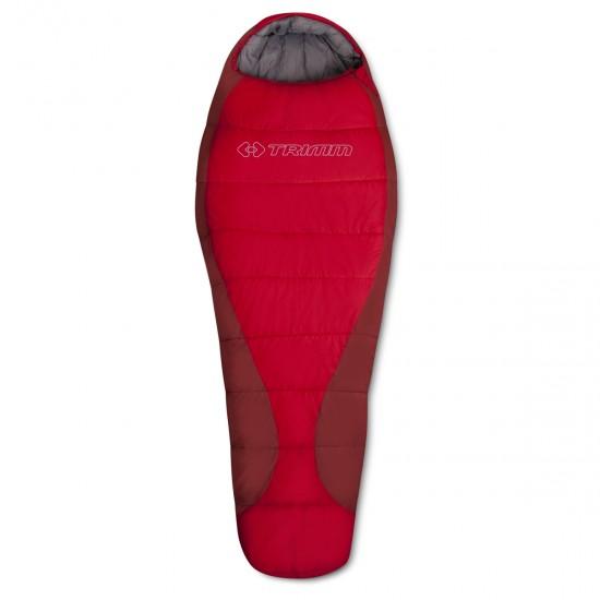 Спальный мешок Trimm Trekking GANT, красный, 195 L