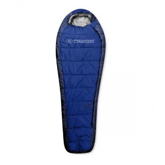Спальный мешок Trimm Trekking HIGHLANDER, синий, 185 L