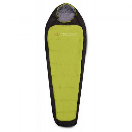 Спальный мешок Trimm Lite IMPACT, желтый, 195 L