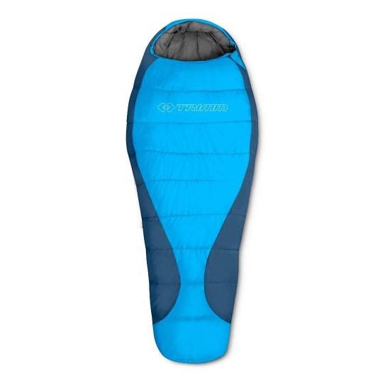 Спальный мешок Trimm TROPIC, синий, 195 R