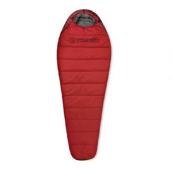 Спальный мешок Trimm Trekking WALKER, красный, 185 R