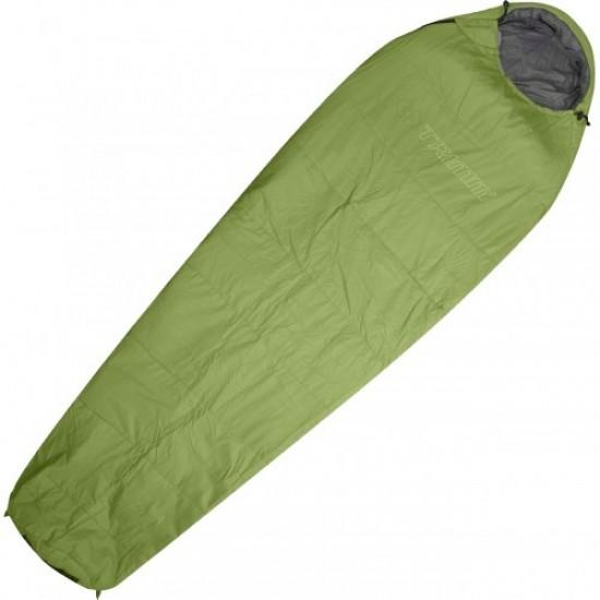 Спальный мешок Trimm Lite SUMMER, зеленый, 185 L, 49299