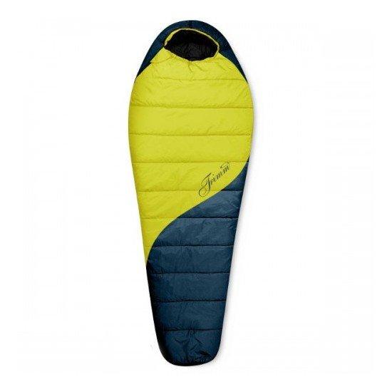 Спальный мешок Trimm Trekking BALANCE, желтый, 195 L