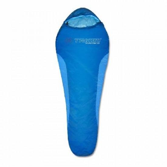 Спальный мешок Trimm CYKLO, синий ,195 L