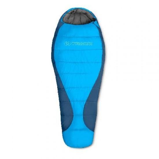 Спальный мешок Trimm TROPIC, синий, 195 L