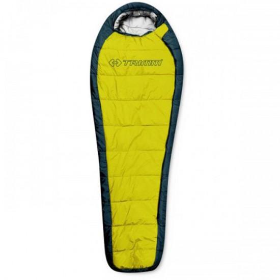 Спальный мешок Trimm HIGHLANDER, желтый 195 R