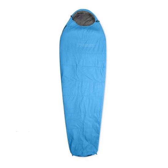 Спальный мешок Trimm Lite SUMMER, синий, 195 L