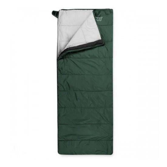Спальный мешок Trimm Comfort TRAVEL, зеленый, 185 R