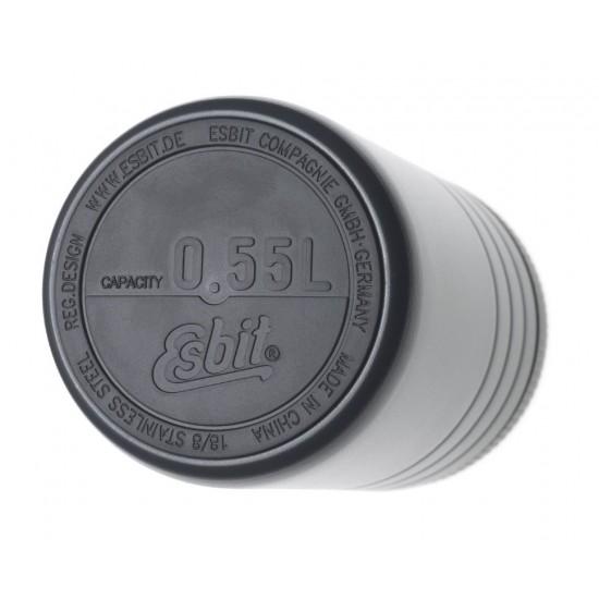 Термос для еды Esbit FJS черный, 0.55 л