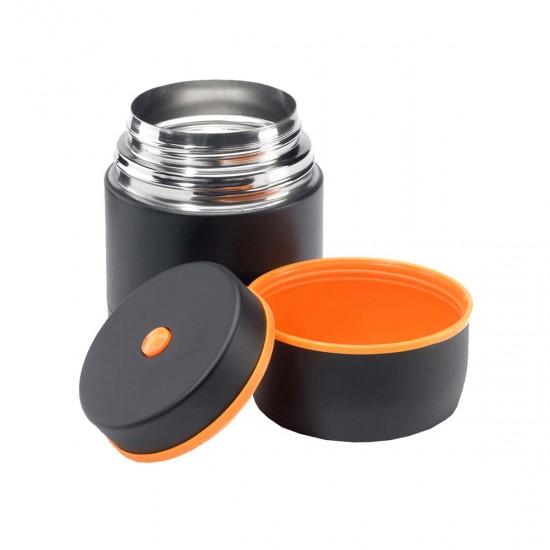 Термос для еды Esbit FJ, черный, 0.75 л