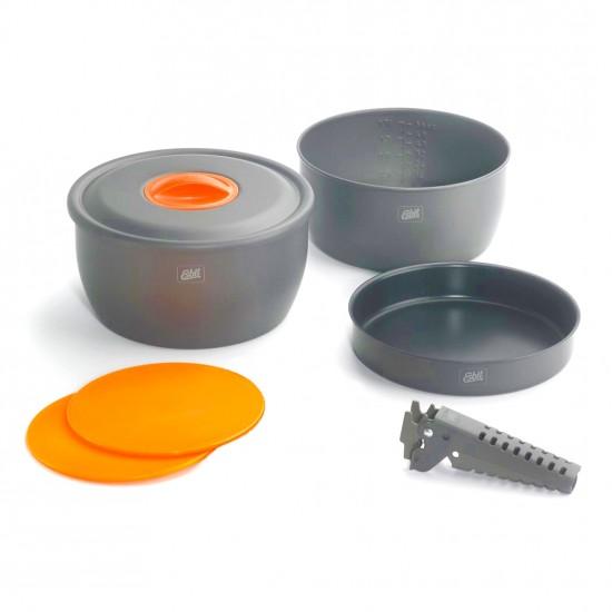Набор посуды Esbit CW2500HA, алюминиевый для приготовления пищи