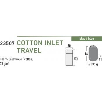 Вкладыш в спальный мешок High Peak Cotton Inlett Travel