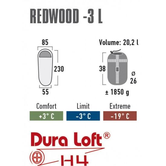 Спальный мешок High Peak Redwood -3L