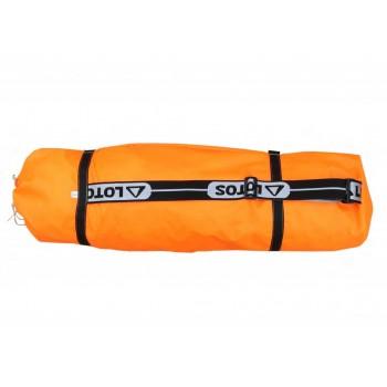 ЛОТОС 3 (оранжевый) каркас алюминиевый
