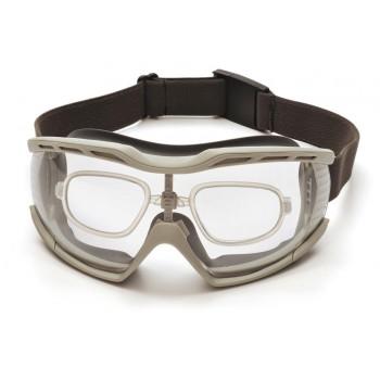 Диоптрическая вставка для очков-маски Pyramex CAPSTONE - RX600