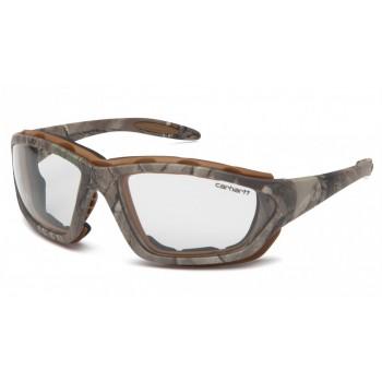 Очки Pyramex Carthage CHRT410DTP (Anti-Fog) прозрачные 96% светопропускаемость