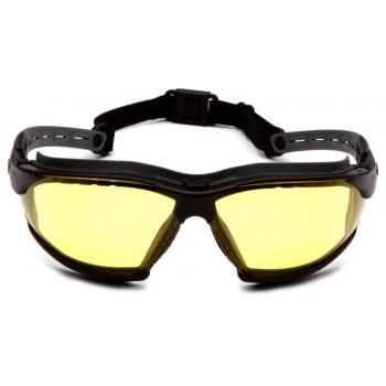 Очки Pyramex Isotope GB9430STM (Anti-Fog) желтые линзы 89% светопропускаемость