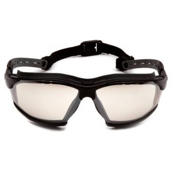 Очки Pyramex Isotope GB9480STM (Anti-Fog) зеркально-серые линзы 50% светопропускаемость