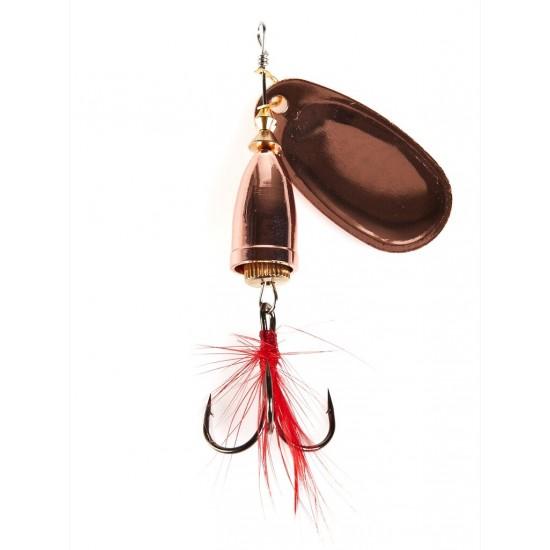 Блесна вращ. Lucky John BELL SPIN 03 08.5г CRD