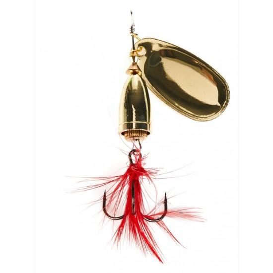 Блесна вращ. Lucky John BELL SPIN 01 04.5г G