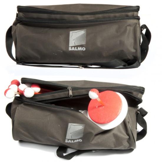 Кружки SALMO в сумке 150г диаметр 14см 10шт. набор