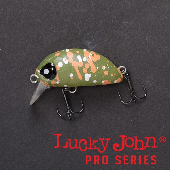Воблер плавающий Lucky John Pro Series HAIRA TINY LBF 03.30/504 Plus Foot