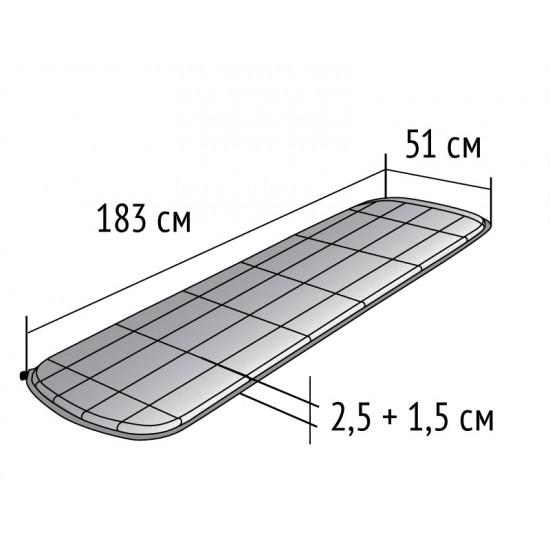Коврик самонадувающийся Tengu Mark 3.25M