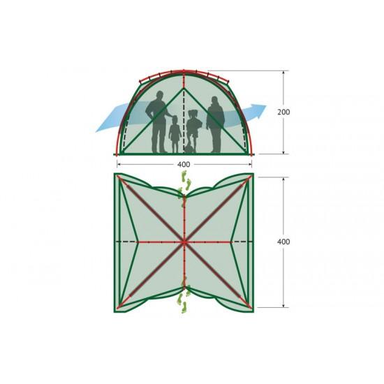 Палатка Alexika Summer House