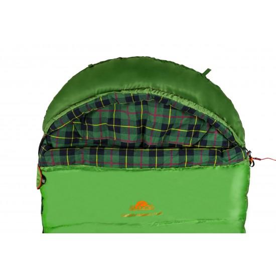 Спальный мешок Alexika Siberia Compact Plus правый