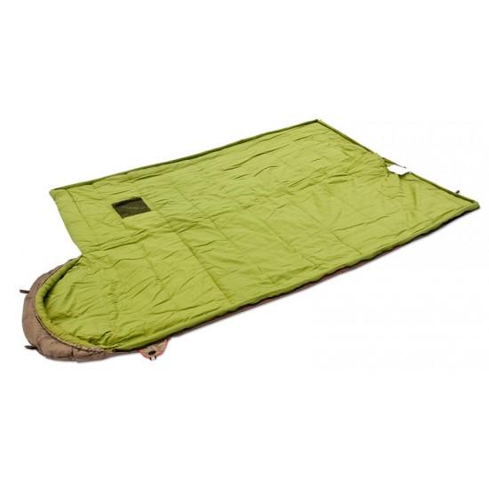 Спальный мешок Alexika Summer Wide Plus левый