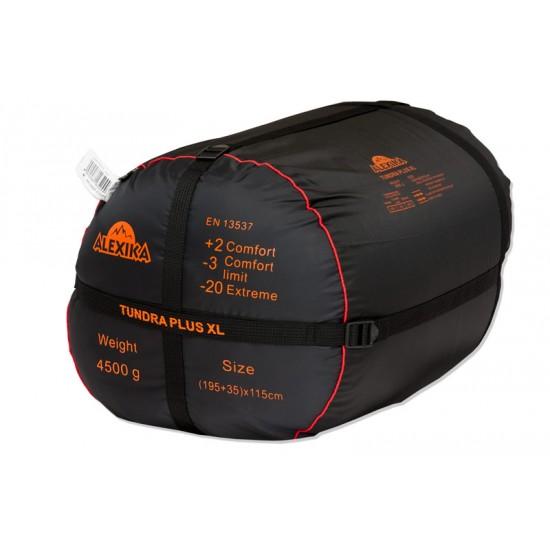 Спальный мешок Alexika Tundra Plus XL правый